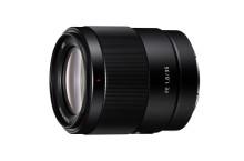 Sony extinde gama obiectivelor full-frame și lansează noul obiectiv fix 35mm F1.8