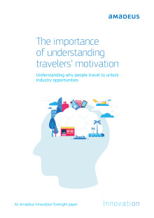 The importance of understanding travelers' motivation: Understanding why people travel to unlock industry opportunities
