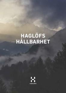 HAGLÖFS HÅLLBARHET