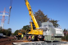 Investition in Versorgungssicherheit: Umspannwerk Lahde wird von Westfalen Weser Netz umfangreich modernisiert