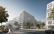 AXA IM - Real Assets beauftragt ZÜBLIN als Generalunternehmen für MARK München
