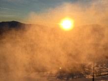 BioFuel Region önskar God Jul & Gott Nytt År