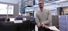 Kalle Lindh Vargas, operativ chef, har en samordnande roll för kundens bästa