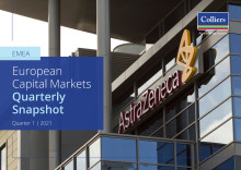 European Capital Markets  Quarterly Snapshot Q1 2021