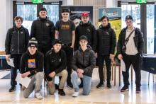 Hockeygymnasiet på TBS Umeå fyller på med 15 nya spelare i höst