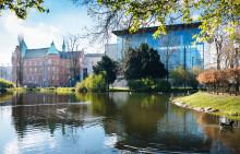 Författarscenens vårprogram på Malmö stadsbibliotek
