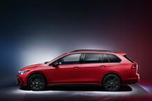 Mer utrymme, mer Golf – världspremiär för nya Volkswagen Golf Sportscombi och Golf Alltrack