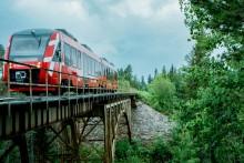 Inlandstågs nya tåg godkända för trafik i Sverige