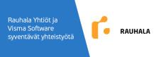 Rauhala Yhtiöt ja Visma Software syventävät yhteistyötään pilvipohjaisten ohjelmistojen osalta