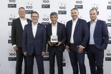 Algeco gewinnt Innovationspreis TOP 100