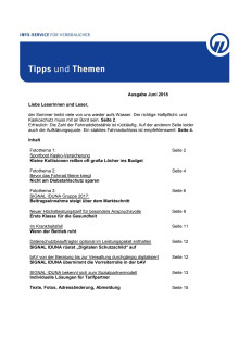Tipps und Themen 6-2018