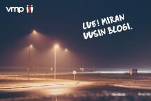 Monityöurabloggaaja Mira: Kaamoksen valopilkut