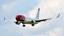 Norwegian fløj 17,7 millioner passagerer i 2012