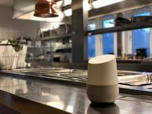 Google Assistent hjälper Martin & Serveras kunder kommunicera med e-handeln