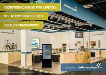 stellenanzeigen.de auf der Zukunft Personal 2017