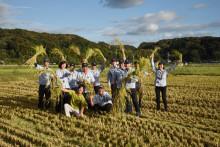 【ニュースレター】大豊作です! ヤマハの田んぼ、収穫の秋