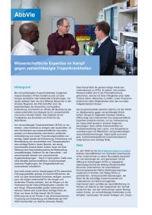 AbbVies Engagement für vernachlässigte Tropenkrankheiten