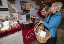 Six in ten people likely to use cash for gifts, treats or socialising over the Christmas period, new Post Office research finds