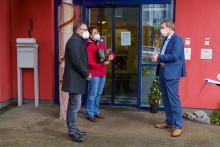 Anerkennung für Hephata-Mitarbeitende in Viernheim