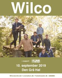 Koncertaktuelle Wilco annoncerer nyt album