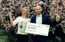 """Korshags vinnare av Martin & Serveras utmaning """"Mera mångfald"""""""