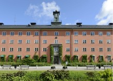 Studentbostäder klara för inflyttning i Klockhusparken, Brommas nya Beckomberga