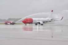 Norwegian's First Canadian Flight Takes Off
