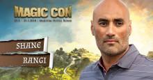 MagicCon 2018: Film-Multitalent Shane Rangi (HdR, Hobbit, Narnia ...) kommt nach Bonn