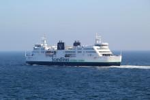 Scandlines-færge beskadiget på polsk værft