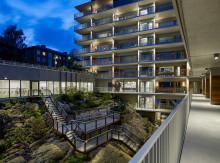 Bostadsrättsföreningen Viva är årets bästa byggnad i Göteborg