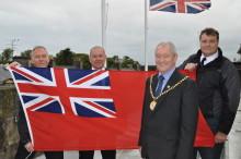 Moray Council honours Merchant Navy personnel