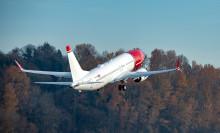 Norwegian har fått driftstillatelse i Sverige - selskapets første svenskregistrerte fly landet på Arlanda i dag tidlig