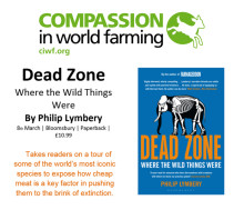 New paperback reveals how world's most iconic wildlife species are pushed to extinction by demand for cheap meat