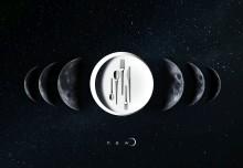 Ein vom Mond inspiriertes Design –  NewMoon:  Perfekte Haptik trifft außergewöhnliche Formgebung