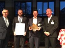 Magazino mit VDI-Innovationspreis Logistik ausgezeichnet
