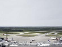 Swedavia fortsätter främja flygbranschens klimatomställning – bioflygbränsle tankas på flera flygplatser