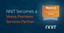 NNIT becomes a Veeva Premiere Services Partner