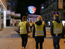 Faddervakter ut i Oslonatten til helgen