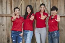 Bulgari and Celebrities on Behalf of Ethnic-Minority Children in Vietnam