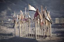 En andlig pilgrimsfärd med politisk betydelse
