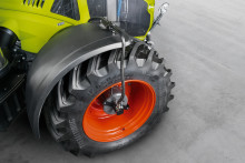 CLAAS CTIC and CTIC 2800 tyre inflation systems  with new features
