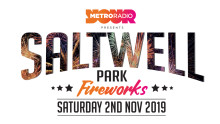 Saltwell Park Fireworks – Saturday 2 November