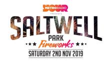 Saltwell Park Fireworks – Saturday 2 November