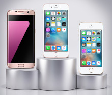 Top 10: De mest solgte mobiler i juni