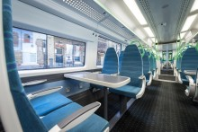 Air-conditioned trains breeze on to Great Northern this autumn