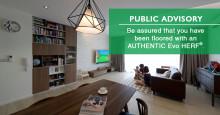 Public Advisory: Don't be HURT by HERT Floors