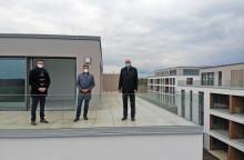 Veolia nimmt weiteres Energie-Effizienz-Quartier bei Braunschweig in Betrieb