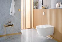 Sicherheit bei der richtigen Entscheidung –  Villeroy & Boch unterstützt Installateure und Händler mit Partnerprogramm für das Dusch-WC ViClean-I 100