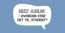 Ber studentene om hjelp