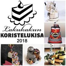 Lakukakun koristelukisa 2018 - Finalistit